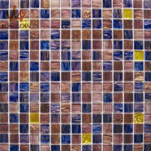 Mixture Color 20X20mm Mosaic for Bathroom and Kitchen (MC815) pictures & photos