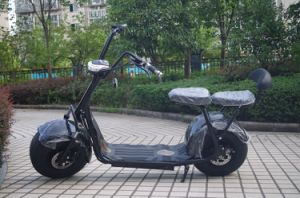 China Supplier 1000W Electric Citycoco Scooter with Bluetooth (JY-ES005) pictures & photos