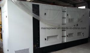 410kVA 328kw Cummins Diesel Generator Set Silent Canopy Type Max 450kVA pictures & photos