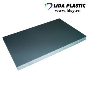 Extruded & Lead Free White PVC Sheet pictures & photos