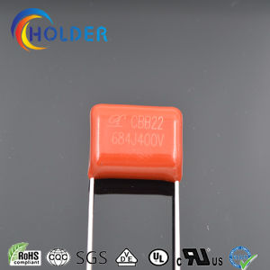 Metallized Ploypropylene Film Capacitor (CBB22 684J/400V) pictures & photos