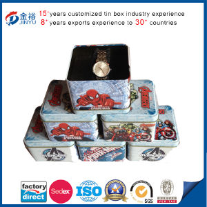 Promotional Wholesale Tin Watch Box pictures & photos