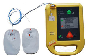 Defibrillator Monitor, Defibrillator Trainer Aed Machine with Ce (MCS-AED-T) pictures & photos