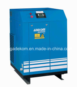 Air Cooled Rotary Oil Lubricated Industrial Screw Compressor pictures & photos