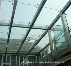 Laminated Heat Strengthened Glass for Ceiling pictures & photos