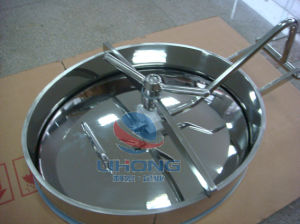 Stainless Steel Oval Manhole Cover pictures & photos