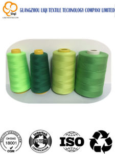 High Tenacity Polyester Embroidery Thread pictures & photos