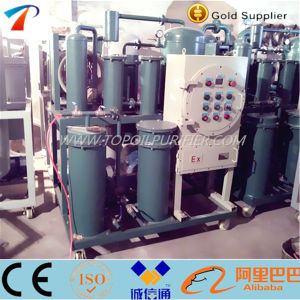 Ex Explosion Proof Coalescence Separation Turbine Oil Purifier (TY Series) pictures & photos