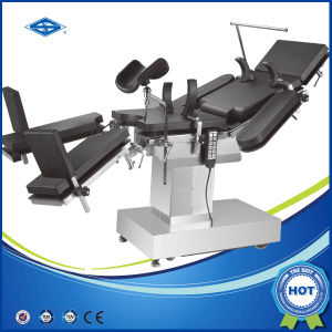CE Approved Electric Operation Surgery Table with X-ray pictures & photos