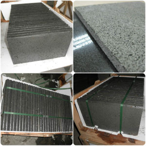 Lava Stone for Swimming Pool Coping pictures & photos