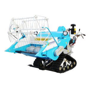 Small Paddy Harvester, Wheat Harvester Gy4l-0.9b for Small Farm