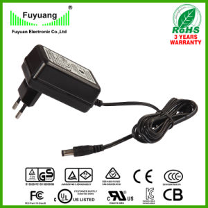 Lithium Battery Charger 12.6V2a CE (FY1202000) pictures & photos