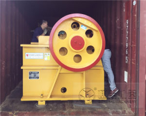 ISO9000 Stone Rock Crusher Machinery Pyb900 Cone Crusher Price for pictures & photos