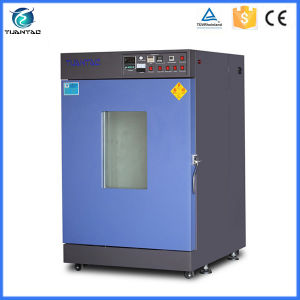 China Manufacture Programmable Industrial Heat Tapy Vacuum Oven Chamber pictures & photos
