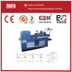 Full-Automatic Western Envelope Window-Film Sticking Machine pictures & photos