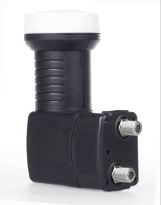 Waterproof Universal Ku Twin LNBF for All The Market pictures & photos