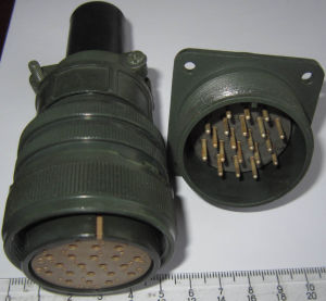 Screw Coupling Connector pictures & photos