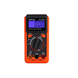 High Quality Digital Multimeter (KH33C) with Ce Certified pictures & photos