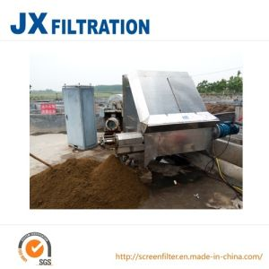 Sieve Screen Type Solid-Liquid Separation Filter pictures & photos