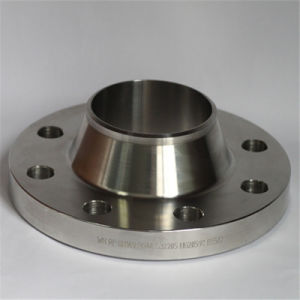 ASTM A182 ANSI B16.5 304 316L Forged Stainless Steel Flange