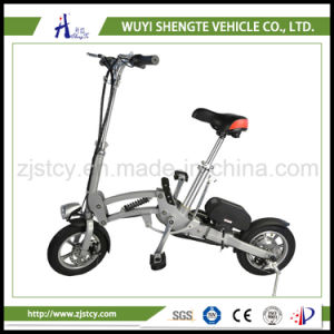 12inch Good Quality Cheap Adults Electric Scooter pictures & photos