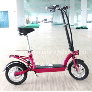 2016 New Design Cheap Lithium Electric Motor Scooter with Kenda Tire pictures & photos