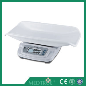 CE/ISO Approved Hot Sale Medical Digital Baby Weighing Scale (MT05211102) pictures & photos