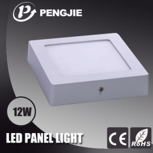 New Product Modern Design 12W LED Panel Light for Indoor pictures & photos
