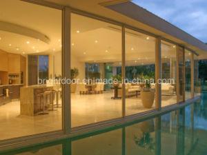 Aluminum Door Framed Sliding Glass Door / Best Aluminium Door Price pictures & photos