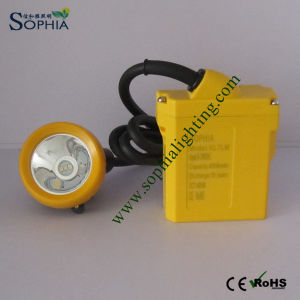 6.6ah Headlamp, Head Lamp, Cap Lamp with CREE LED pictures & photos
