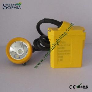 6.6ah Headlamp, Head Lamp, Cap Lamp with CREE LED