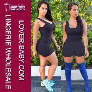 Jumpsuit&Romper Trousers Sport Yoga Tracksuit (L55204-2) pictures & photos