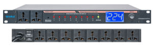 8 Channels Audio Power Supply Sequencer Controller with Universal Socket pictures & photos