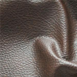 Retro Imitation Semi PU Leather for Sofa, Furniture (778#) pictures & photos