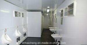 Low Cost Modern Living Flat Pack Container House for Sale pictures & photos