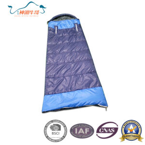 High Quality Waterproof Envelope Camping Sleeping Bag pictures & photos