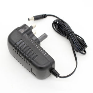 36W AC/DC Adapter with UK Plug TUV GS CE Approval pictures & photos