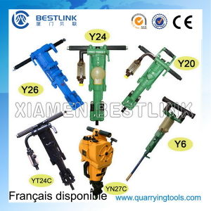Yt28 Air Leg Pneumatic Rock Drilling Machine pictures & photos