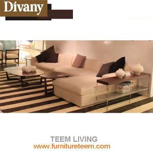 D-63 Divany Living Room Furniture Modern Fabric Combination Sofa pictures & photos
