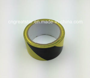 PVC Warning Tape for Warning Steps or Walkaways pictures & photos