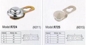 R724 Colorful Hardware Glass Clamp pictures & photos