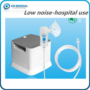 Hospital Use Low Noise Compressor Nebulizer pictures & photos