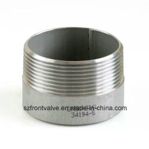 Investment Casting Stainless Steel Screwed Barrel Nipple pictures & photos