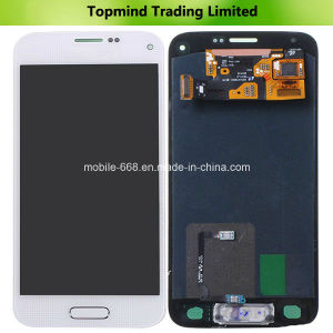 for Samsung Galaxy S5 Mini G800 LCD Display with Touch Screen pictures & photos