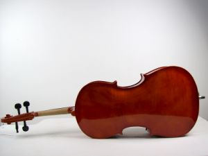 Musical Instruments Solid Student Cheap Cello pictures & photos