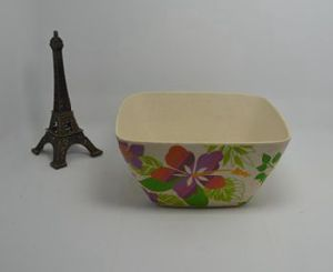 Bamboo Fiber Tableware Printed Bowl (BC-BP1003) pictures & photos