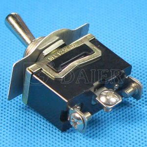 on-on 3 Pin Spdt Machinery Toggle Switch (KN3(C)-102) pictures & photos