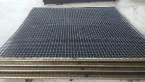 High Carbon Steel Telas Onduladas-Crimped Wire Mesh pictures & photos