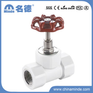 PPR Stop Valve Type B-N for Building Materials pictures & photos