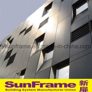 Aluminium Extraodinary Facade with Aluminium Composite Panel pictures & photos
